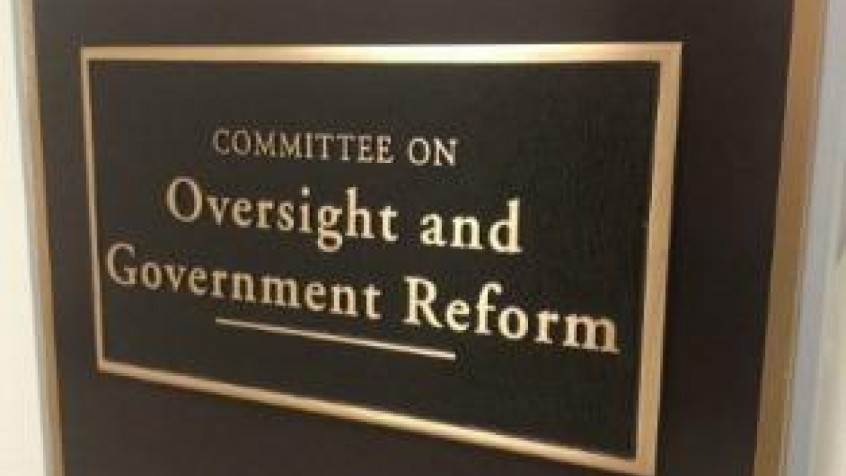 OGR Committee Sign