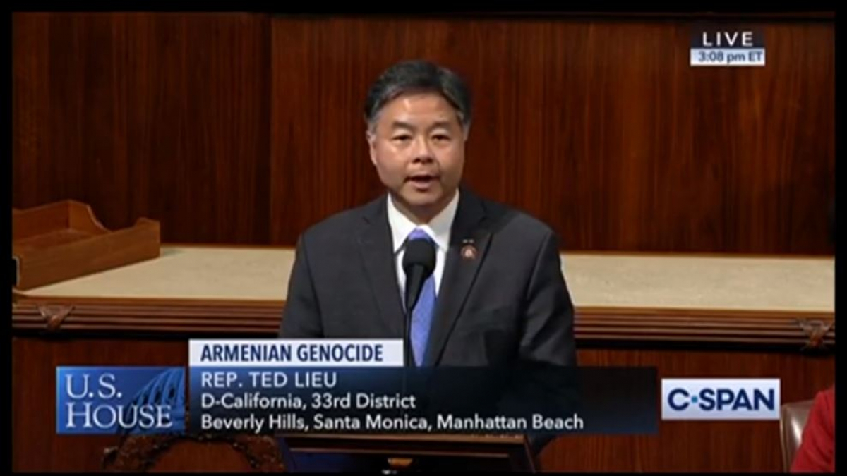 United States resolution on Armenian Genocide