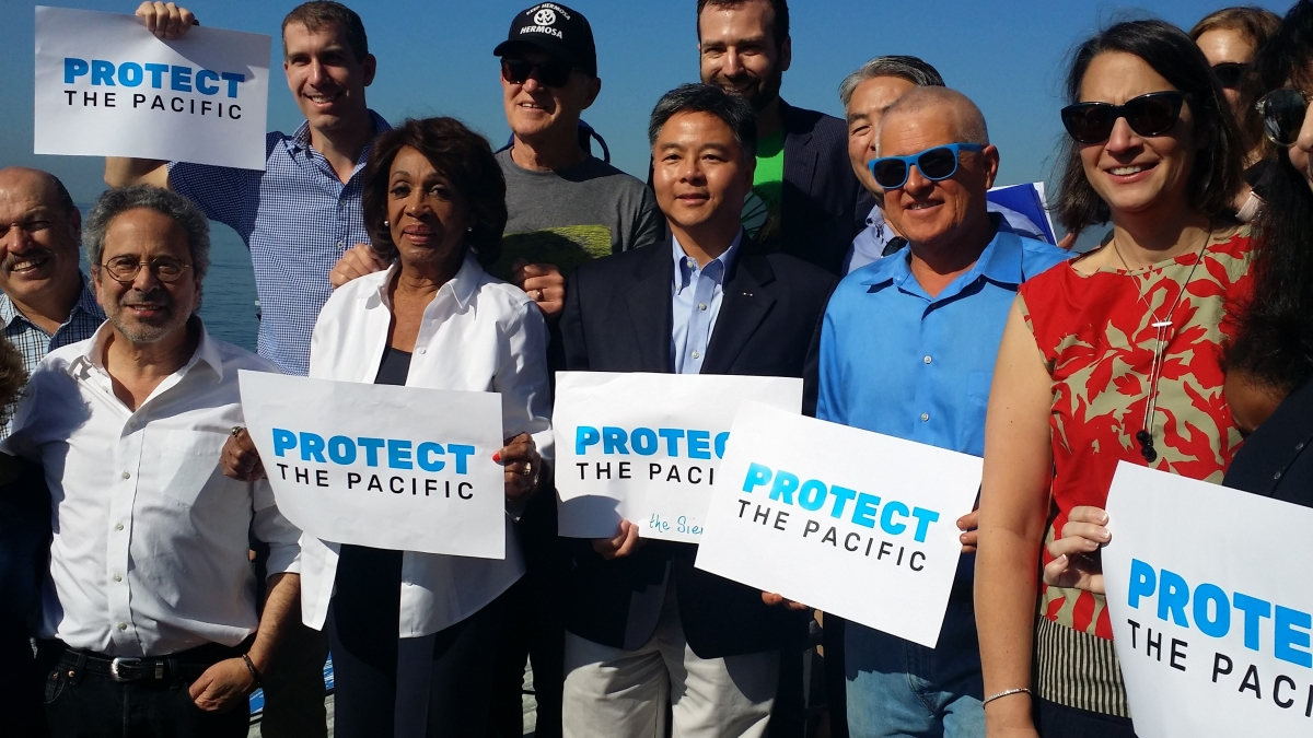 Santa Monica Protect the Pacific