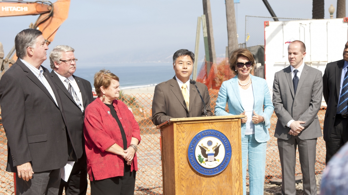California Incline Press Conference